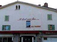 Restaurant Il était une fois à Sisteron - Façade (Copyright : Restaurant Il était une fois)