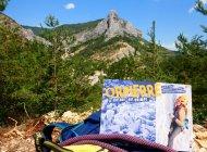 Site d'escalade d'Orpierre - Topo d'escalade d'Orpierre édition 2020 (Copyright : Office de Tourisme Sisteron Buëch)
