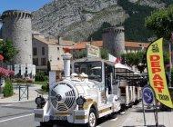 Séjour A l'assaut de Sisteron côté Papilles - moulin à huile et savonnerie - Le petit train de la citadelle à Sisteron