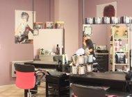 Salon de coiffure - Melting'Coif - Espace coiffage (Copyright : Office de Tourisme Sisteron Buëch)