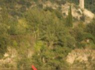 Kayak Volonne (Copyright : Michel Boutin)