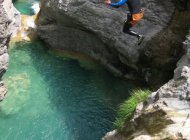 Canyoning (Copyright : Eau Vive Passion)