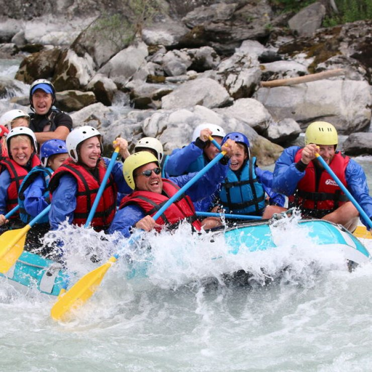 Descente rafting (Copyright : Fun rafting)