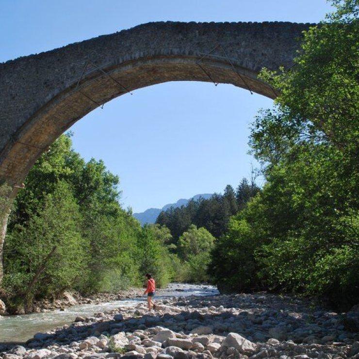 Itinéraire de rando Refuge d'Art La Forest - Le Vançon (Copyright : Communauté de Communes Sisteronais Buëch)