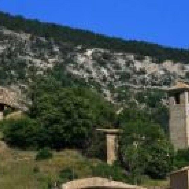 Circuit VTT 7 - Sous le Duffre - Valdoule Montmorin (Copyright : Office de Tourisme Sisteron Buëch)