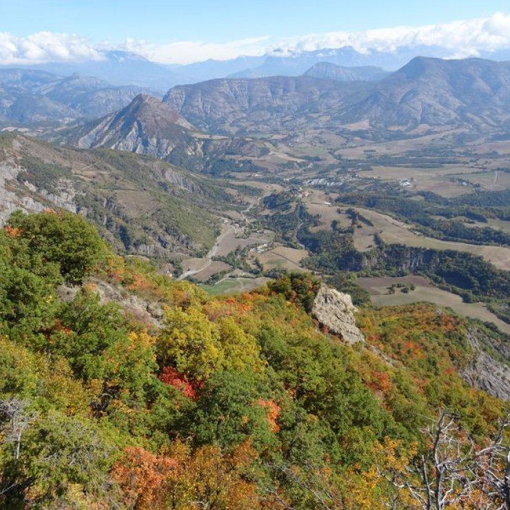 Gigors (Copyright : Hautes Terres de Provence)