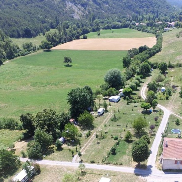 Camping les Catoyes - Vue des Catoyes (Copyright : Camping les Catoyes)