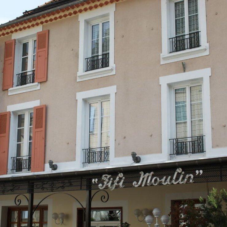 Hôtel Fifi Moulin - Hôtel Fifi Moulin (Copyright : Hôtel Fifi Moulin)