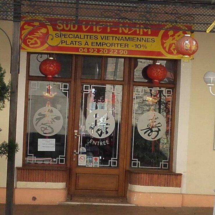 Restaurant Sud Viet Nam - Restaurant Sud Viet Nam à Serres (Copyright : Office de Tourisme Sisteron Buëch)