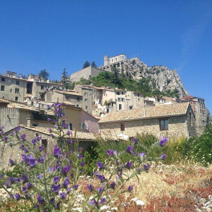 Citadelle de Sisteron (Copyright : Office de Tourisme Sisteron Buëch)