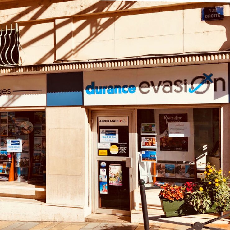 Agence de voyage Sisteron - Durance Evasion, agence de voyage Sisteron (Copyright : Durance Evasion)