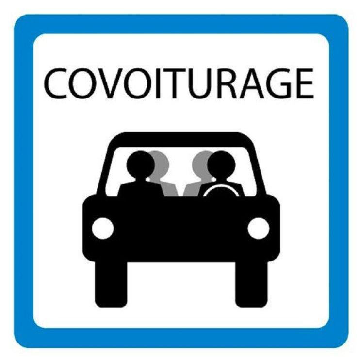 Aire de covoiturage Le Poët - Aire de covoiturage Hautes-Alpes (Copyright : CCSB)