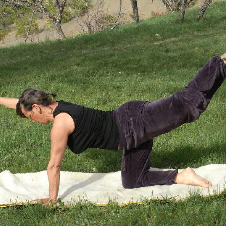 Respir'Yoga - Cours de yoga dans la vallée du Buëch (Copyright : Respir'Yoga)